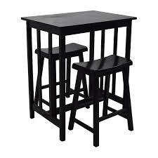 66 Off Tall Kitchen Table Set Tables