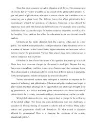 a paper for school data analysis thesis example participants essay on globalization and business