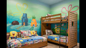 Spongebob Bedroom Decorations Spongebob Bedroom Youtube