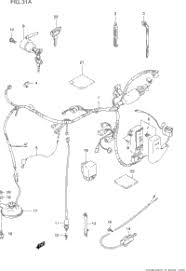 suzuki intruder vsgl oem parts babbitts suzuki partshouse wiring harness model t v