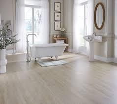 coreluxe 5 5mm sandbridge oak engineered vinyl plank evp flooringcontemporary bathroom