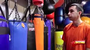 Как выбрать <b>боксерскую</b> грушу - YouTube