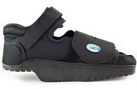 Heelwedge Post Op Surgical Offloading Heel Shoe Darco