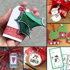 Christmas Gift Tags You can Make Yourself