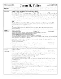Biotech Resume Homey Biotech Resumes Amazing The Biggest Resume Mistake You Can 1