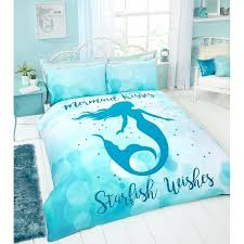 mermaid bed set mermaid wishes double bed set little mermaid bed set twin little mermaid toddler bed set
