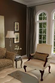 10 Creative Methods to Decorate Along with Brown. Brown Accent WallBlack ...