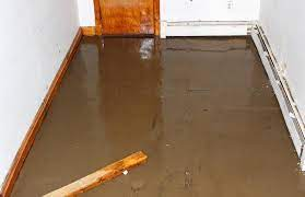 how to clean a flooded basement news