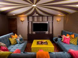 Basement Designs Cool Images Of Fun Basements And Game Rooms For The Family HGTV