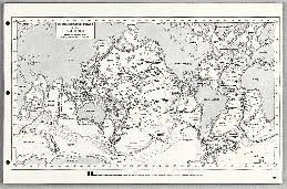 Hubbard Scientific Physiographic Chart Of The Seafloor Physiographic Chart Of The Sea Floor
