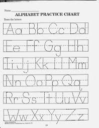 Alphabet Writing Practice Sheets for Preschoolers – dailypoll.co