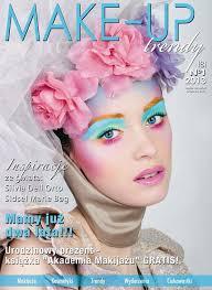 make up trendy magazine