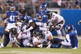 Preview New York Giants At Chicago Bears November 24 2019