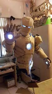 diy ironman suit