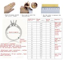 2017 Fashion / Wedding Ring / Female / Men's Rings 18k Rose Gold ...