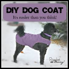 i made a board full of dog coat ideas and patterns so if you re in the market for a doggie jacket that s a good place to start