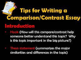 analytical thinking and writing in all subject areas ppt  20 tips for writing a comparison contrast essay