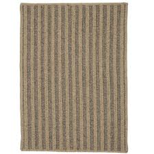 home decorators collection virginia mocha braided area rug square folk art canada sets navy blue rugs