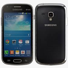 Samsung Galaxy S Duos 2 S7582 Black 3D ...