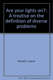 Are Your Lights On Book Are Your Lights On A Treatise On The Definition Of Diverse