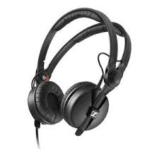 Professional Monitoring Headphones - Sennheiser HD 25