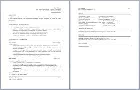 Resume Descriptive Words Resume Badak