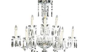 unique waterford crystal chandeliers for vintage crystal chandelier