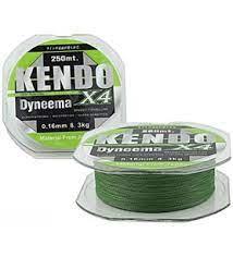 Kendo Dynema 4 Örgü 120MT Yeşil/Green İp Misina 0,12