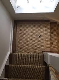 fibreworks siskiyou sisal stair carpet
