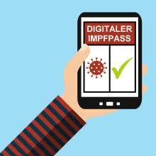Wann kommt das zertifikat für das smartphone, und wie funktioniert es? Digitaler Impfpass Covpass Kommunal