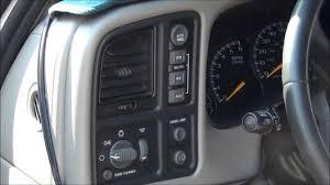 2000 Chevy Silverado 4WD transfer case switch repair - YouTube