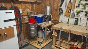 build a brew stand finished
