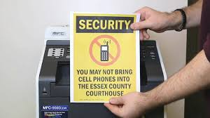 Templates For Signs Free Free Security Signs