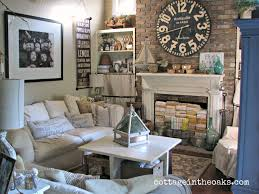 Modern Country Living Room Decorating Remarkable Design Cottage Style Living Rooms Lovely Ideas