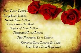 Free Love Letters - Always And Forever & Still Are All-Time Favorites