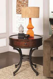 end table for living room. barrow, barrow round end table, dining room table sets, bedroom furniture, curio cabinets and solid wood furniture - model home gallery stores for living