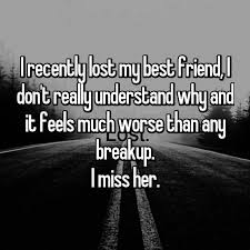 The Sad Reality Of What Losing A Best Friend Feels Like Extraordinary Losing A Friendship