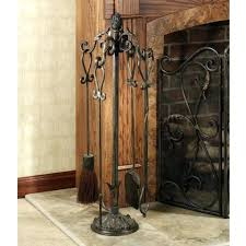 fireplace alluring cast iron fireplace tools set regarding best fireplace fireplace set cast iron
