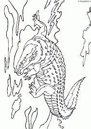 Krokodil Kleurplaat Kleurplaten 2782 Kleurplaat Kleurennet
