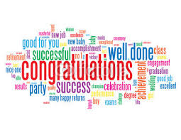 Another Word For Congratulations