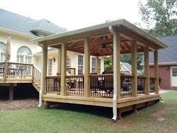 freestanding deck plans roof deck plans deck designs plans home
