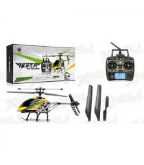 <b>Радиоуправляемый вертолет WL</b> toys Sky Dancer 2.4G - V912