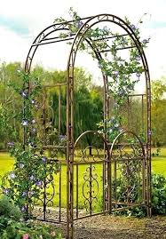garden archway. Garden Arches With Gates Archway Trellis Best Ideas On Arbor .