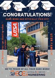 Congratulations Poster Ece Graduation Congratulations Poster Electrical And
