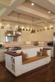 65 Most Fascinating Kitchen Islands With Intriguing Layouts Kitchen Design Home Kitchens Kitchen Island Design