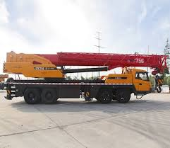 Sany 75 Ton Crane Load Chart Sany Stc750 75 Ton Truck Crane Specification And Features