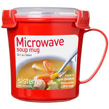 Купить Контейнер для продуктов <b>Sistema Microwave</b> Soup Mag ...