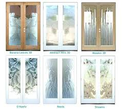 single french door interior french doors with frosted glass frosted s front doors sans art door