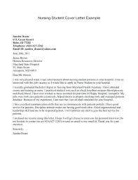 High School Student Cover Letter Resume Sample With No