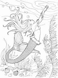 Mermaid Coloring Books Baffling Coloring Pages Mermaids Giant Tours